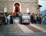 L'urna della Serva di Dio Pierina Morosini giunge nella Parrocchia di Fiobbio per la sepoltura privilegiata in chiesa