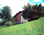 Casa della famiglia Morosini alla Cedrina Alta