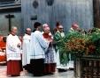 Mons. Clemente Gaddi, vescovo emerito di Bergamo